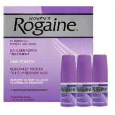 Bán Mua Bộ 3 Chai Thuốc Mọc Toc Danh Cho Nữ Rogaine Hair Regrowth Treatment 60Ml Trong Hồ Chí Minh