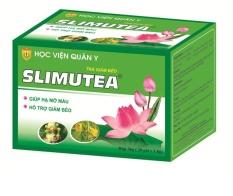 Bộ 3 hộp Trà giảm cân lá sen SLIMUTEA