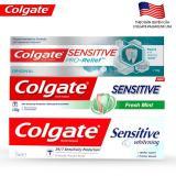Bán Bộ 3 Kem Đanh Răng Colgate Sensitive Fresh Mint 120G Whitening 120G Pro Relief 100G Rẻ Nhất