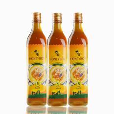 Bộ 3 Mật Ong Thien Nhien 5 Sạch Honeyboy 500Ml Honeyboy Chiết Khấu 50