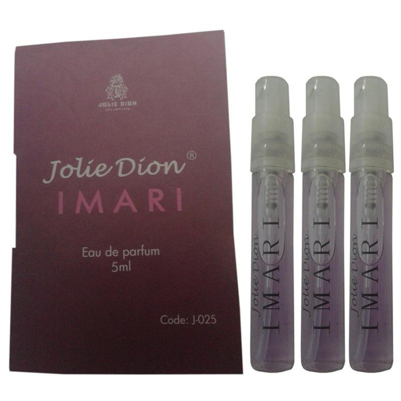 Bộ 3 nước hoa mini nữ Jolie Dion Imari Eau de Parfum 5ml