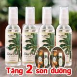 Bộ 4 Dầu Dừa Cocoon Nguyen Chất 100 100Ml X 4 Tặng 2 Son Dưỡng Moi Lip Care Hồ Chí Minh Chiết Khấu 50