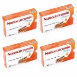 Bán Bộ 4 Hộp Nanocurcumin Navian Giup Giảm Đau Dạ Day Ta Trang Người Bán Sỉ