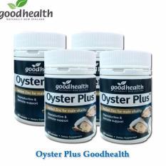 Bộ 4 lọ tinh chất hàu Oyster plus