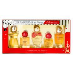 Bán Bộ 5 Chai Nước Hoa Collection Luxe Charrier Parfums Có Thương Hiệu Nguyên