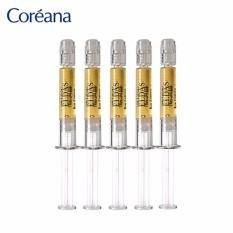 Hình ảnh Bộ 5 ống tế bào gốc Eldas EG Tox Program Coreana phục hồi da, chống lão hóa 2ml x 5 ống