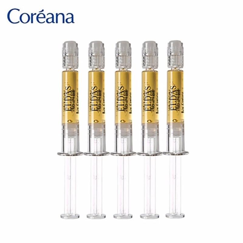 Bộ 5 ống tế bào gốc Eldas EG Tox Program Coreana phục hồi da, chống lão hóa 2ml x 5 ống cao cấp