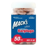 Mua Bộ 50 Cặp Nut Bịt Tai Mack S Ultra Nau Nhạt