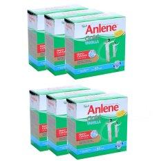 Bộ 6 Sữa bột Anlene 400g (Hộp giấy)