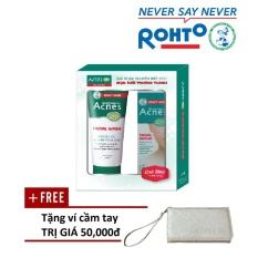 Bán Bộ Acnes 25 1 Sữa Rửa Mặt Va 1 Tinh Chất Trị Mụn Tặng 1 Vi Cầm Tay Rẻ Trong Hồ Chí Minh