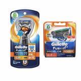 Ôn Tập Bộ Dao Cạo Rau Chạy Pin Va 9 Lưỡi Dao Cạo Rau Gillette Fusion Proglide 5 1 Power