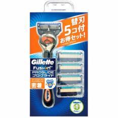 Giá Bán Bộ Dao Cạo Rau Gillette Fusion Proglide Va 4 Lưỡi Dao Cạo Gillette Có Thương Hiệu