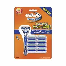 Cửa Hàng Bộ Dao Cạo Rau Va 9 Lưỡi Dao Cạo Rau Gillette Fusion Proglide 5 1 Gillette Trong Hà Nội