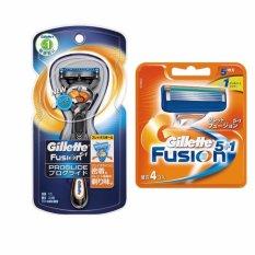 Bán Bộ Dao Cạo Rau 6 Lưỡi Dao Cạo Rau Gillette Fusion Proglide 5 1 Trực Tuyến