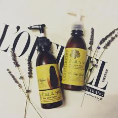 Cửa Hàng Bộ Dầu Gội Va Dầu Xả Thảo Mộc Kich Thich Mọc Toc Laila Spa Hair Grow Faster Shampoo Conditioner 200Ml X2 Trong Hồ Chí Minh