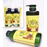 Mua Bộ Dầu Gội Va Xả Olive 800Ml Rẻ