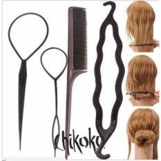 Bộ dụng cụ tạo kiểu tóc CHIKOKO (Đen)