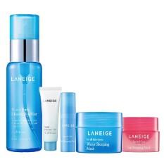 Hình ảnh Bộ dưỡng ẩm và làm sạch da Laneige Skin Essentials Kit