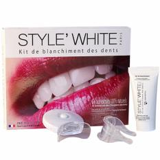 Bán Bộ Lam Trắng Răng Style White Style' White Trực Tuyến