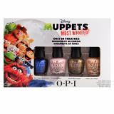 Mua Bộ Mini Lacquers Opi Disney Muppets Most Wantes 3 75 Ml X4 Trong Vietnam
