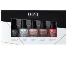 Giá Bán Bộ Mini Nail Lacquers Opi Trend On Ten One 3 75 Ml X 5 Có Thương Hiệu