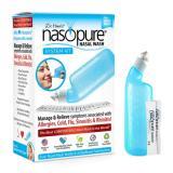 Giá Bán Bộ Rửa Mũi Xoang Nasopure System Kit Gồm Binh Xịt 8Oz 240Ml Va 20 Goi Muối X 3 75G Nasopure Trực Tuyến