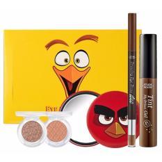Mua Bộ Sản Phẩm Trang Điểm Mắt Etude House Angry Birds Eye Make Up Vang Etude House Nguyên