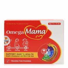 Bổ sung dinh dưỡng, Vitamin cho bà bầu - Omega Mama