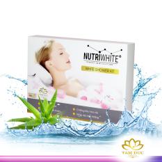 Bộ tắm trắng 5.1 Body White Shower Kit tốt nhất