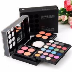 Hình ảnh Bộ Trang Điểm Mắt-Má-Môi Số 3 Sivanna Colors Make Up Palette #001