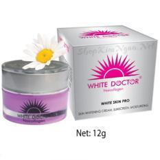 WHITE DOCTOR NAICOLLAGEN KEM TRẮNG DA, CHỐNG NẮNG, GIỮ ẨM 12G tốt nhất