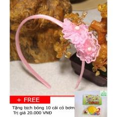 Bờm cài tóc Handmade cho Bé Gái - Diệp Linh CT1 giá rẻ