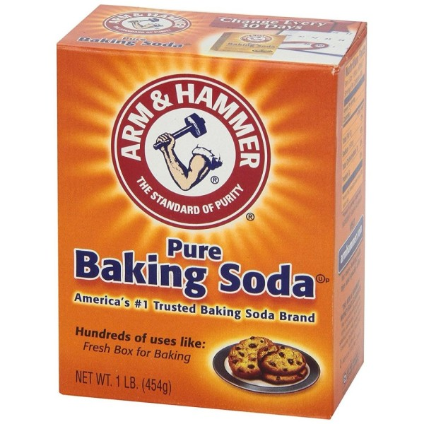 Bột Baking Soda Arm & Hammer 454gr