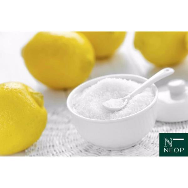 Bột Citric Acid NEOP 30g - Chiết Xuất từ Chanh (Úc) - Tẩy Tế Bào Chết và Làm Mặt Nạ Trắng Da - Làm Tinh Thể