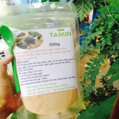 Hình ảnh Bột đậu ngũ cốc hỗ trợ tăng cân 500g TAMIN