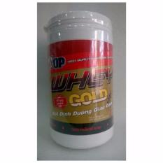 Hình ảnh Bột dinh dưỡng giàu đạm Top Whey Gold 800g