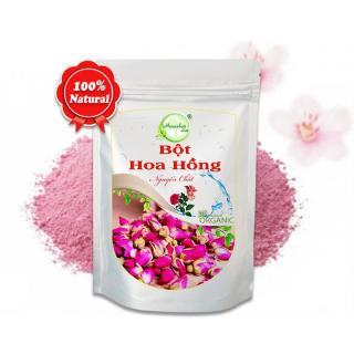 Bột Hoa Hồng 100gr - Henashop thumbnail