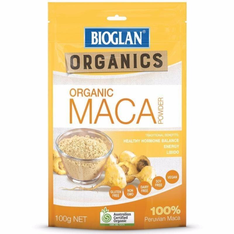 Bột Maca (sâm Peru) - Bioglan Superfoods Maca cao cấp