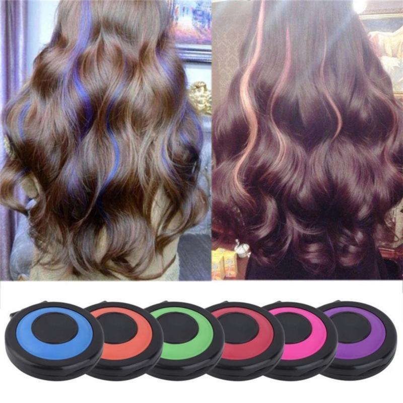 Bột phấn nhuộm tóc 6 màu Làm Đẹp nhập khẩu