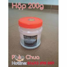 Bán Bột Phen Chua Ha Nội Trị Hoi Nach Hoi Chan Lọ 200 Gram Mới