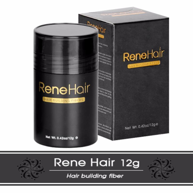 Bột tạo dày tóc Rene Hair 12g USA (dành cho tóc ít, hói, thưa) giá rẻ