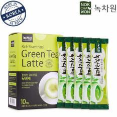 Bán Mua Bột Tra Xanh Green Tea Latte Nokchawon 130G Trong Hồ Chí Minh