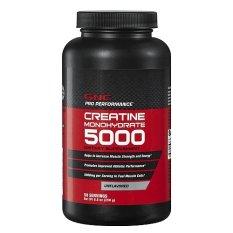 Bột uống hỗ trợ tăng cơ bắp GNC Creatine Monohydrate 5000 250g nhập khẩu