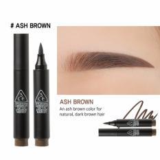 Giá Bán But Dạ Xăm Long May 3Ce Longwear Tattoo Eyebrow Marker Ash Brown 3Ce Nguyên