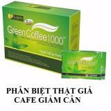Bán Cafe Xanh Giảm Can Tan Mỡ Green Coffee 1000 Người Bán Sỉ