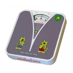 Hình ảnh Cân sức khỏe Nhơn Hòa 120kg (Tím)