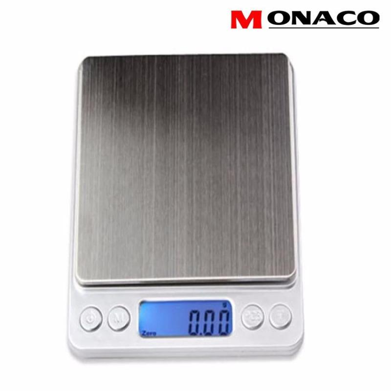 Cân Tiểu Ly Điện Tử 0.1g Đến 1Kg Monaco nhập khẩu