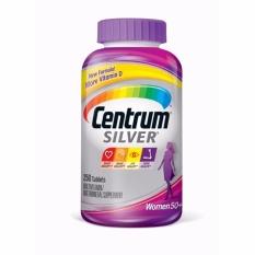 Ôn Tập Centrum Silver Ultra Women S 50 Vien Uống Cung Cấp Vitamin Va Khoang Chất Mới Nhất