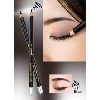 Chì kẻ mí mắt không trôi không lem Mik vonk Professional eyeliner pencil Hàn Quốc 1.5g thumbnail
