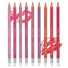 Chì kẻ môi Mikvonk professional lipliner pencil No.03 Hàn Quốc (Hồng đậm) - Hàng chính hãng tốt nhất